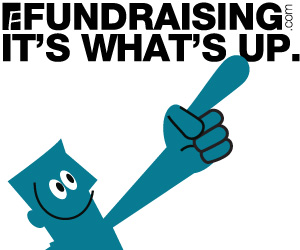 Fundraising: It's what's up!