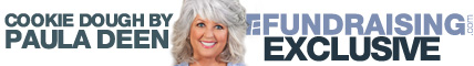 paula Deen Exclusive Fundraising Cookie Dough